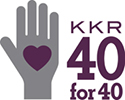 Milestones 40 For40 Logo